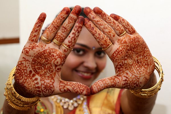 Best Professional Candid Wedding Photography in Coimbatore