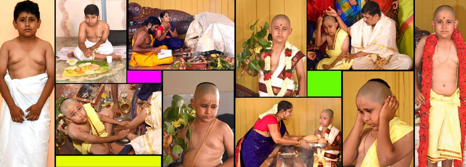 Best professional; upanayanam photography in coimbatore