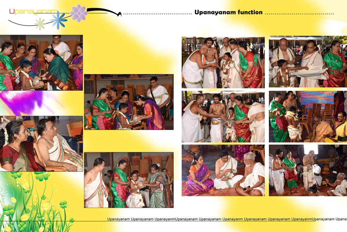 Upanayanam photograhers in Coimbatore