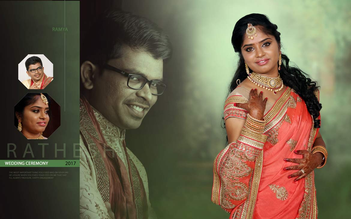 Candid wedding Photographers in Coimbatore