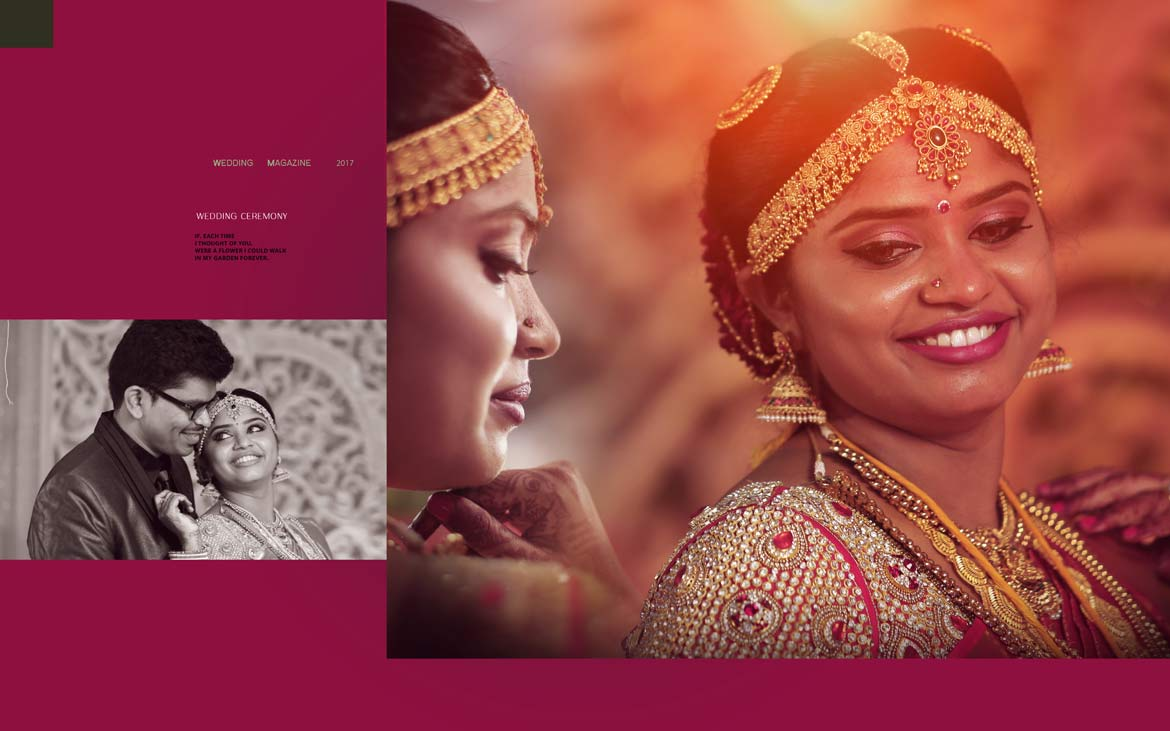 Candid wedding video movie makers in Coimbatore