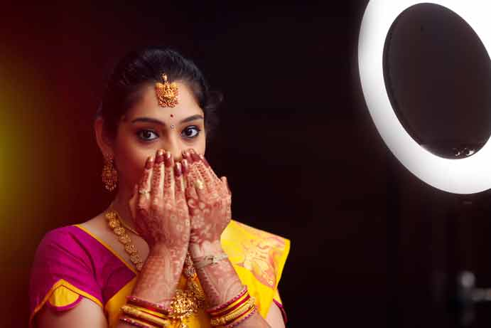 Traditional and Candid Wedding Photography Coimbatore