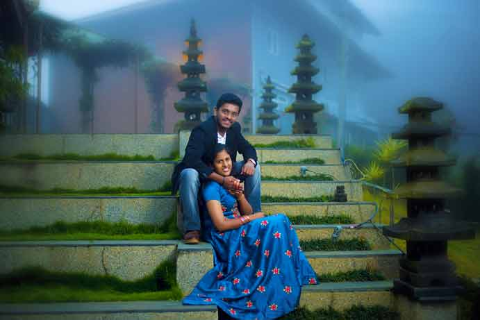 Premium Wedding Photography Package in Coimbatore