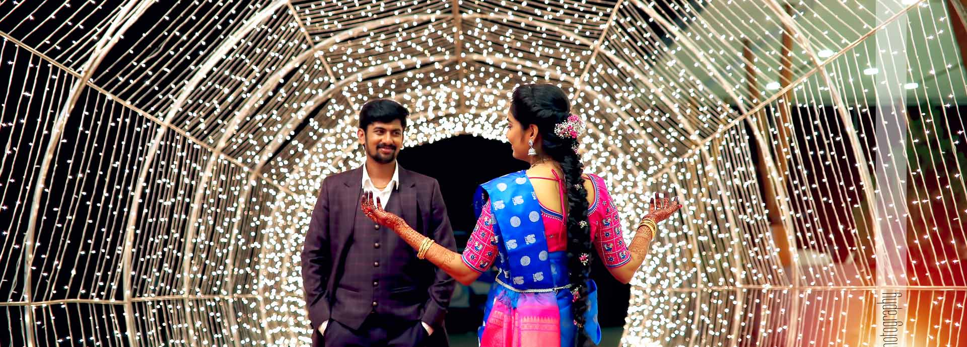 Engagement ceremony Live Streaming in Coimbatore
