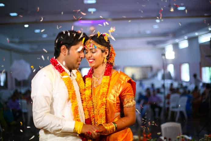 Marriage Photography and Wedding Function Live Streaming